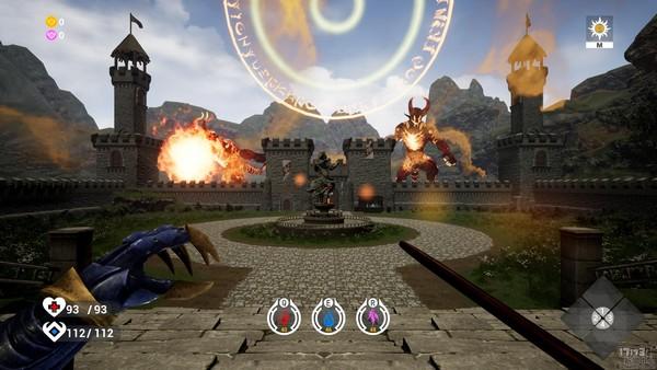 Game phiêu lưu hành động ma thuật Wand War Rise đổ bộ lên Steam