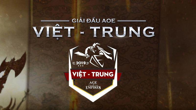 Lịch thi đấu giải Việt Trung 2019
