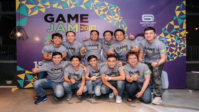 cuộc thi sáng tạo về game, game jam 2019, gameloft