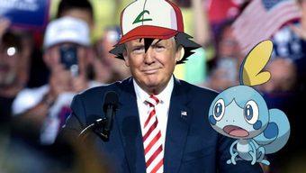 Người hâm mộ Pokémon giận dữ kiến nghị Trump hãy cấm bán Sword & Shield
