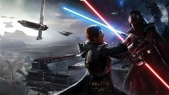 """Bỏ qua tay cầm PS4 và bàn phím, streamer """"quẩy"""" Star Wars Jedi: Fallen Order bằng kiếm ánh sáng"""
