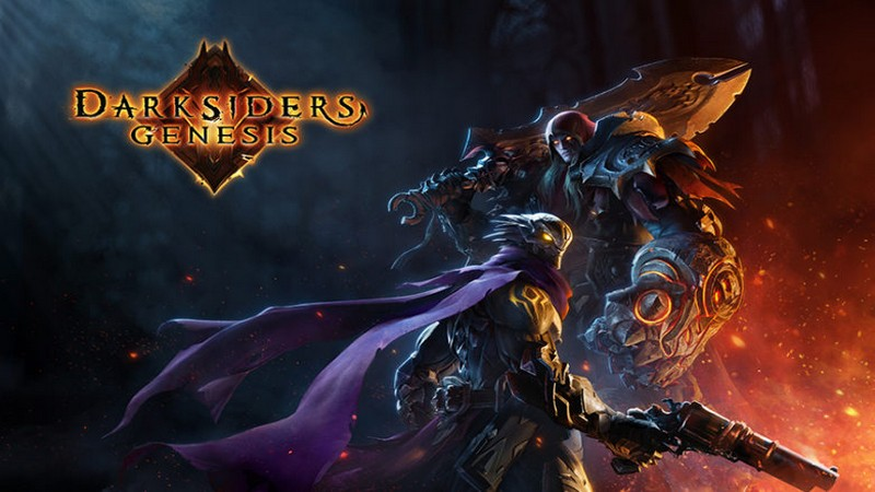 darksider, darksiders, darksiders 4, darksiders genesis, game console, game hành động, game pc, tải darksiders, tin game, trailer game