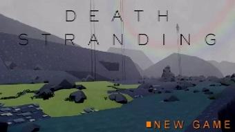 Cười tím người khi thử chạy Death Stranding trên PS1, siêu phẩm đồ họa nay còn đâu!