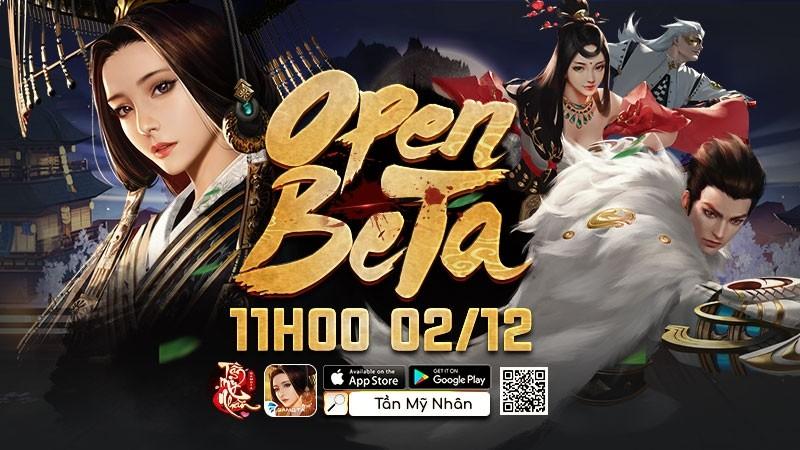 Tần Mỹ Nhân Open Beta