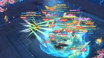 Tình Kiếm 3D đang là tựa game được nhiều người chơi yêu thích nhất dòng game MMORPG?