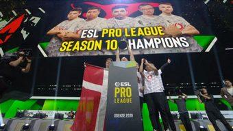 """Mousesports """"càn quét"""" Fnatic, trở thành nhà vô địch ESL Pro League mùa 10"""