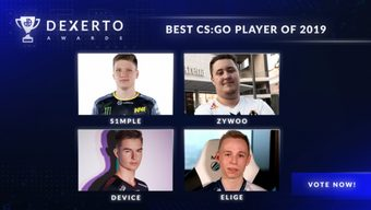 Điểm danh những game thủ CSGO xuất sắc nhất năm 2019