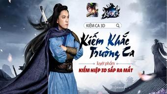 Lam Trường bất ngờ trở thành đại sứ của tuyệt phẩm game kiếm hiệp Kiếm Ca 3D