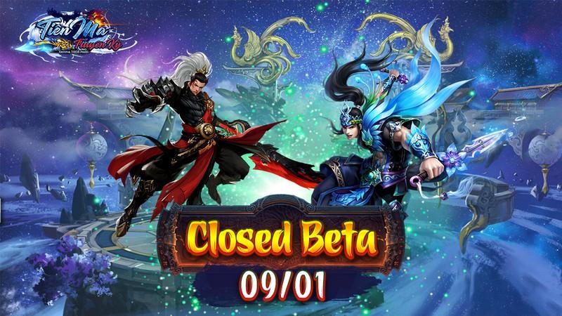 Tiên Ma Truyền Kỳ Closed Beta