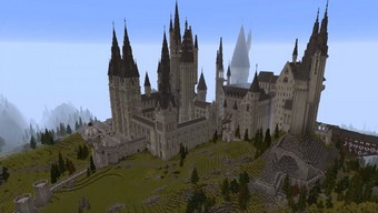 minecraft, game nhập vai, harry potter, the floo network