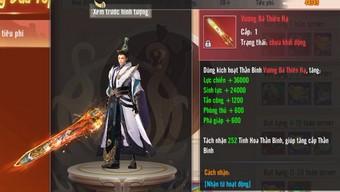 Kiếm Ca VNG: VNG tung phiên bản update cùng chuỗi sự kiện Tết vô cùng hấp dẫn