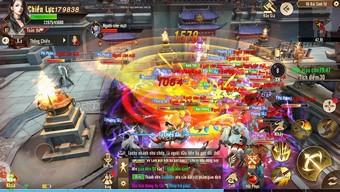 Đến với Thiên Kiếm Mobile, game thủ sẽ được độc quyền trải nghiệm những chiến trường huyền thoại này