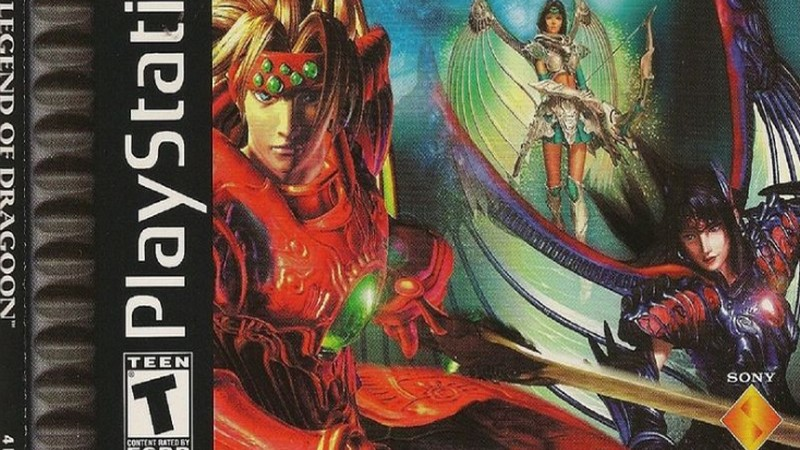 rpg, game nhập vai, game ps1, remake game, ps5, game 2020, game remake, game ps5, legend of dragoon, truyền thuyết rồng, fan remake game
