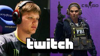 Các stream fake s1mple, Shroud và Stewie2K CSGO vẫn đang tiếp tục lừa đảo trên Twitch