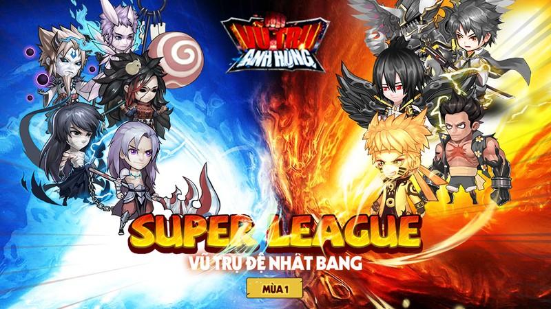 game manga, vũ trụ anh hùng, tải vũ trụ anh hùng, hướng dẫn vũ trụ anh hùng, cộng đồng vũ trụ anh hùng