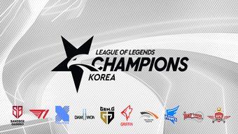 Lịch thi đấu chính thức LCK Mùa xuân 2020
