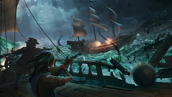 bản cập nhật, sea of thieves, rare, the crews of rage, chest of rage