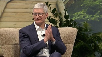 apple, tim cook, smartphone apple, cong ty apple, ceo apple, quấy rối, bám đuôi, theo dõi