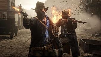 Red Dead Redemption 2 xuất hiện sự kiện như âm mưu giết người, game thủ kẹt ở giữa