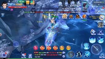 Kiếm Ma 3D vì sao trở thành game kiếm hiệp dị giới đáng tự hào của Funtap