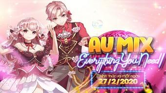 Sở hữu mạng xã hội trong game, Au Mix thật sự là bom tấn mà VTC Game phát hành vào ngày 27/2