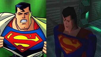 game console, tin game, cộng đồng game thủ, superman game, game siêu anh hùng, game 2020, superman 64