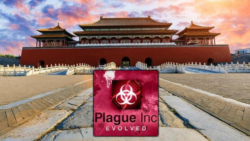 plague inc, game mobile, game trung quốc, virus corona, corona, game đại dịch, đại dịch corona, đại dịch cúm corona, đại dịch, game dịch bệnh