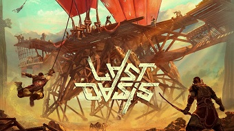 game hành động, steam, game pc, game steam, game sinh tồn, game 2020, game hành động 2020, last oasis, tải game last oasis