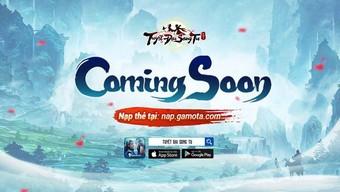 Gamota chính thức phát hành siêu phẩm Tuyệt Đại Song Tu, tự tin game chuẩn tu tiên số 1 thị trường