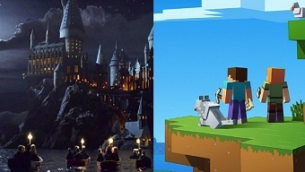 Phát triển ròng rã 4 năm trời, game nhập vai Harry Potter trong Minecraft đã sẵn sàng ra mắt