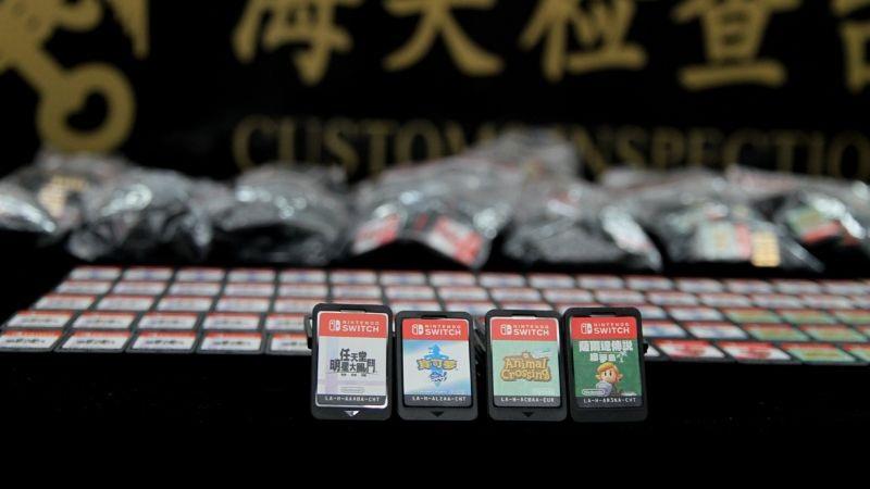 nintendo, game card, game pc/console, game nintendo, game thủ trung quốc, game pc/console 2020, đại dịch corona, covid-19, buôn lậu