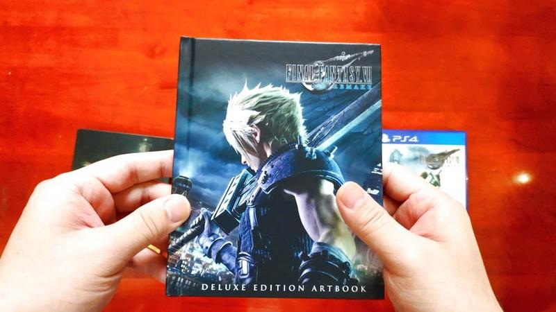 Đập hộp bộ Final Fantasy VII Remake Deluxe Edition - 2 triệu liệu có đắt? (FF7 Remake Unboxing)