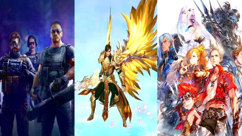 Top Game Mobile chơi là sướng đầu tháng 5/2020 (Kèm link tải)