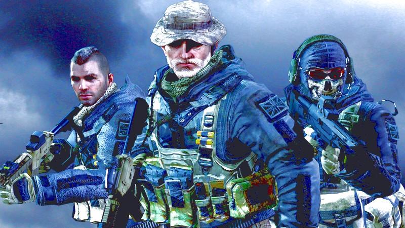 Những cảnh sởn da gà trong Call of Duty:...