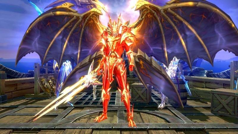 Trải nghiệm MU: Archangel - Siêu phẩm Game Online trên Mobile khủng ngang hàng PC