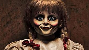 """Ở nhà một mình, Búp bê ma Annabelle đột ngột hiện hồn khiến nam thanh niên """"khóc thét"""""""