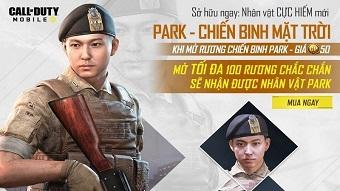 """Chuẩn soái ca Hàn Quốc, """"Chiến Binh Mặt Trời"""" khiến cộng đồng Call of Duty: Mobile VN dậy sóng"""