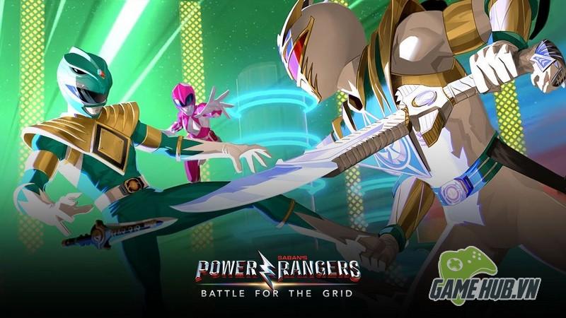 Power Rangers: Battle for The Grid - Game đầu tiên trong lịch sử cho cả 5 hệ máy chơi cùng với nhau
