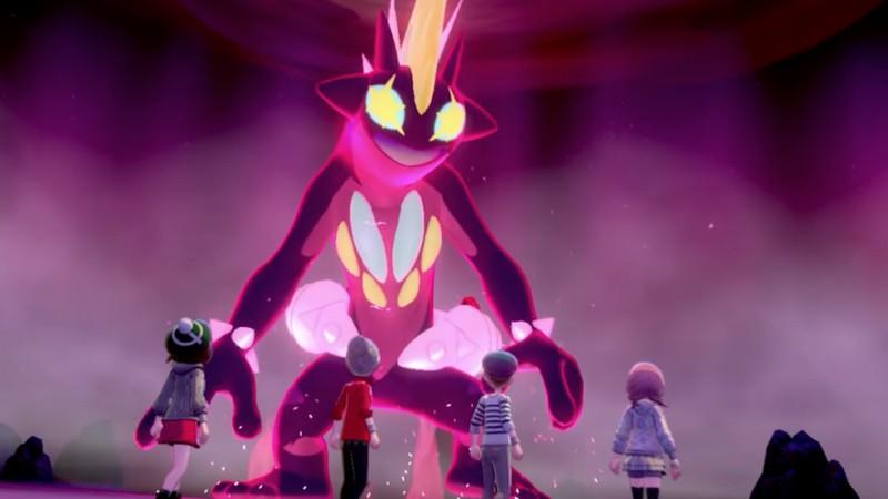 pokemon sword and shield, gigantamax, 22 chủng gigantamax pokemon, max raid battle