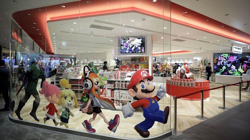 nintendo, mario, game nintendo, phân biệt chủng tộc, scandal phân biệt chủng tộc, cửa hàng nintendo, nintendo shop, biểu tình tại mỹ