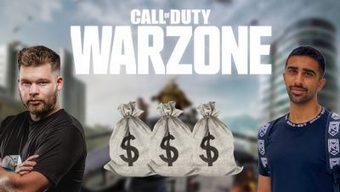 Top 20 game thủ Call of Duty: Warzone có thu nhập cao nhất thế giới