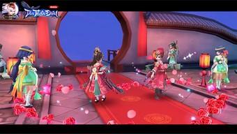 Kết hôn trong Tân Thần Điêu VNG có gì đặc biệt hơn so với các tựa game khác?