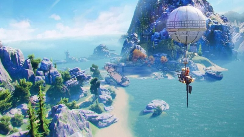 unreal engine 4, archosaur games, noah's heart