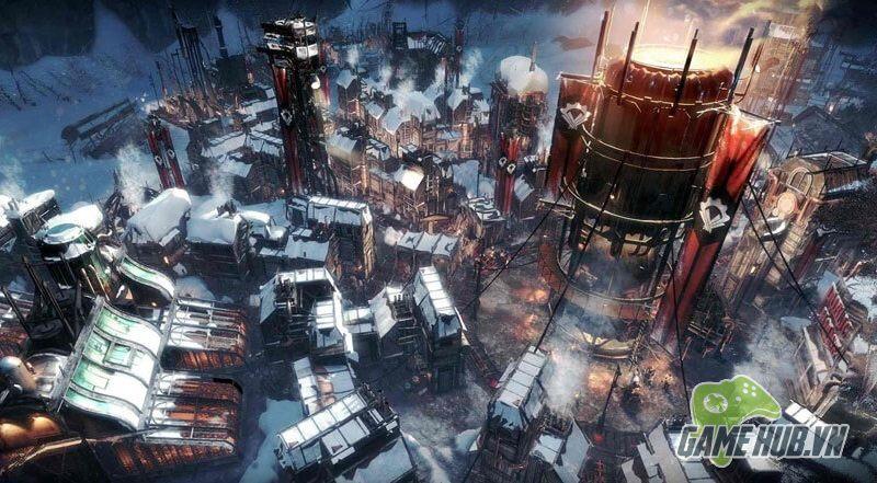 Frostpunk - Game xây dựng thành phố hậu tận thế chính thức có phiên bản Mobile