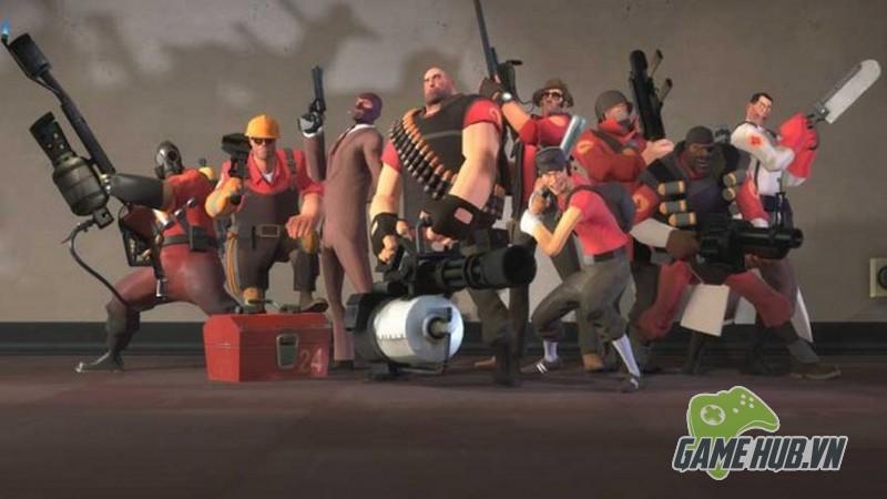 Mod siêu hot của Team Fortress 2 chính thức phát hành miễn phí