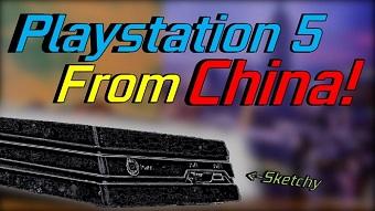 """Đặt mua PS5 """"made-in-China"""" giá chỉ 1.6 củ, Youtuber nhận cái kết hết hồn"""