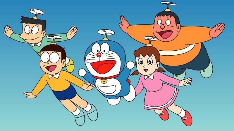 manga, anime, nobita, doreamon, manga nhật bản, anime nhat ban, giả thuyết doreamon