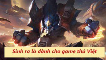 """LMHT: Top 7 vị tướng là """"con cưng"""" của game thủ Việt (P.1)"""