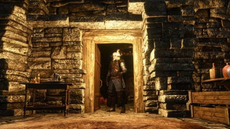 the witcher 3, bản mod, cd projekt, the witcher 3 hd reworked project, rework
