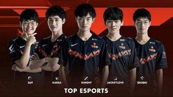 LMHT: Top 10 đội tuyển được đánh giá mạnh nhất CKTG 2020 (P.2)